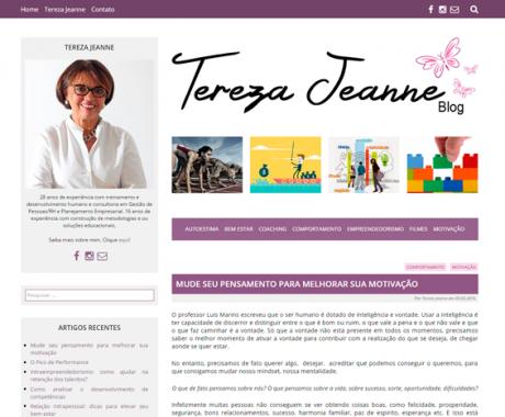Tereza Jeanne – Blog